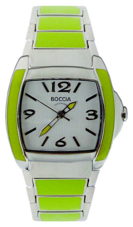 Wrist unisex watch Boccia 3124-12 - picture, photo, image