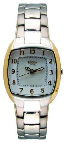 Wrist watch Boccia 3125-08 for women - picture, photo, image