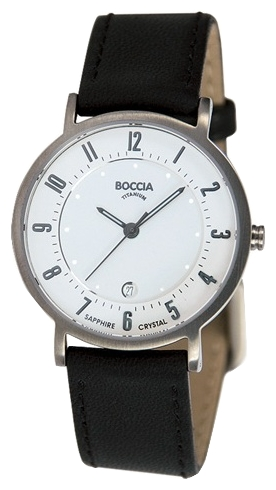 Wrist watch Boccia 3154-06 for women - picture, photo, image