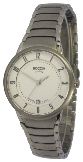 Wrist watch Boccia 3158-01 for women - picture, photo, image