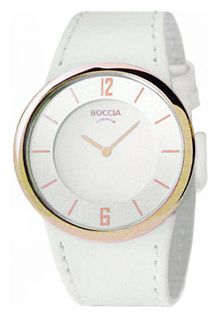 Wrist watch Boccia 3161-02 for women - picture, photo, image