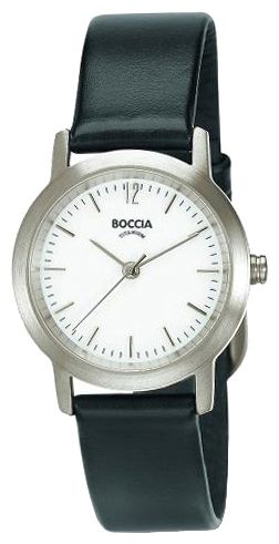Wrist watch Boccia 3170-03 for women - picture, photo, image
