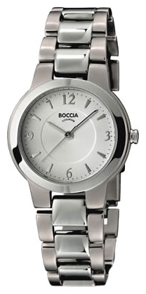 Wrist watch Boccia 3175-01 for women - picture, photo, image