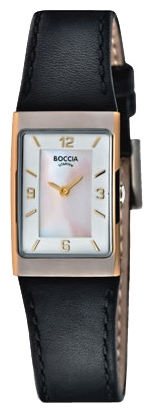 Wrist watch Boccia 3186-03 for women - picture, photo, image