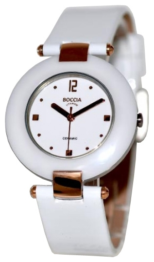 Wrist watch Boccia 3190-06 for women - picture, photo, image