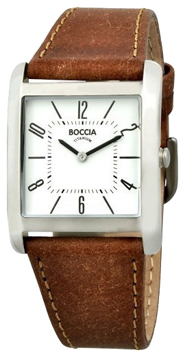 Wrist watch Boccia 3192-01 for women - picture, photo, image
