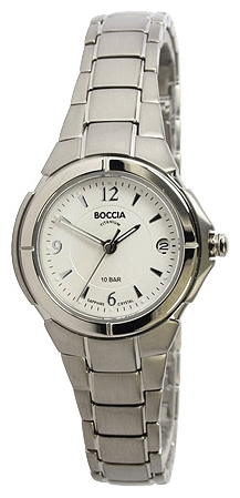 Wrist watch Boccia 3198-01 for women - picture, photo, image