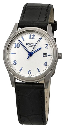 Wrist watch Boccia 3199-01 for women - picture, photo, image
