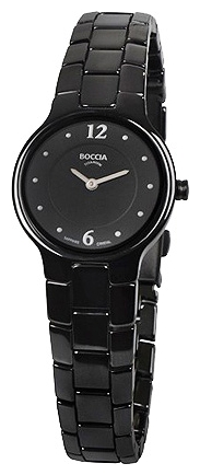 Wrist watch Boccia 3200-02 for women - picture, photo, image