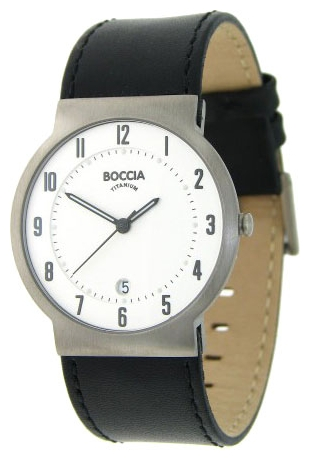 Wrist watch Boccia 3514-11 for Men - picture, photo, image