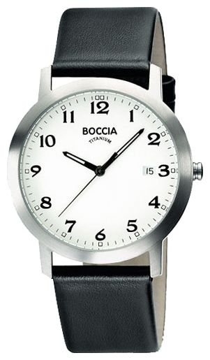 Wrist watch Boccia 3544-01 for Men - picture, photo, image