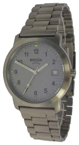 Wrist watch Boccia 3545-02 for Men - picture, photo, image