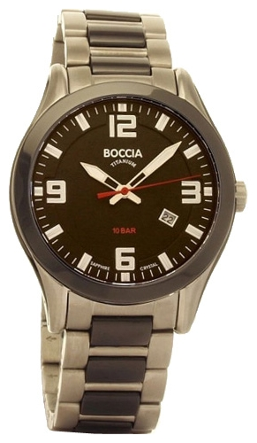 Wrist watch Boccia 3555-02 for Men - picture, photo, image