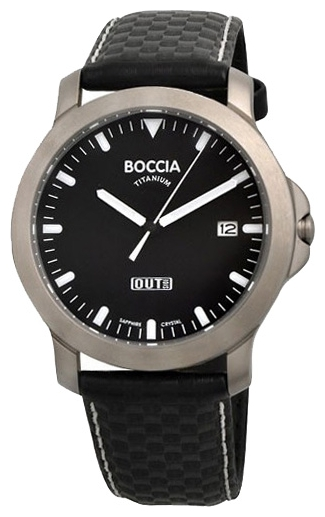 Wrist watch Boccia 3560-03 for Men - picture, photo, image