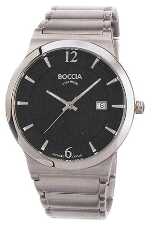Wrist watch Boccia 3565-02 for Men - picture, photo, image