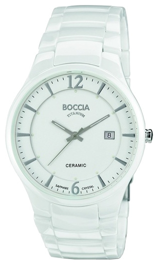 Wrist unisex watch Boccia 3572-01 - picture, photo, image