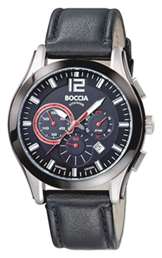 Wrist watch Boccia 3771-01 for Men - picture, photo, image