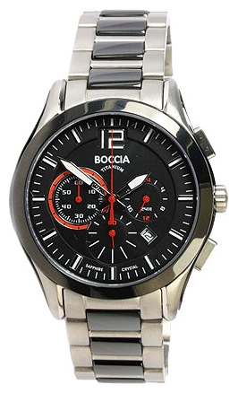 Wrist watch Boccia 3771-02 for Men - picture, photo, image