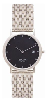 Wrist unisex watch Boccia 578-22 - picture, photo, image