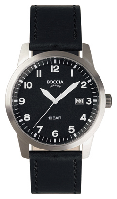 Wrist watch Boccia 597-03 for Men - picture, photo, image