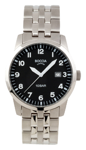 Wrist watch Boccia 597-05 for Men - picture, photo, image