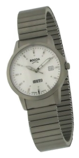 Wrist watch Boccia 604-15 for Men - picture, photo, image