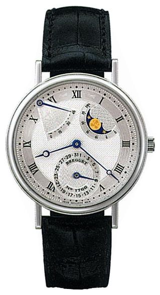 Wrist watch Breguet 3137BB-11-986 for Men - picture, photo, image