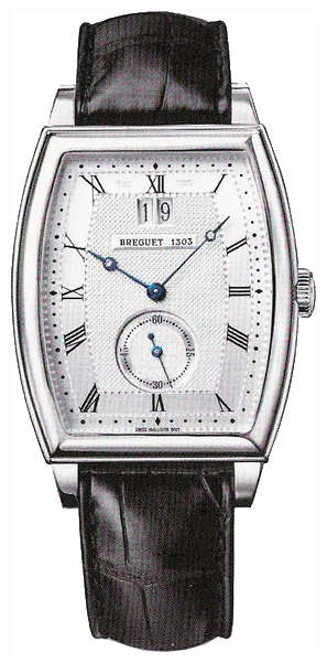 Wrist watch Breguet 5480BB-12-996 for Men - picture, photo, image