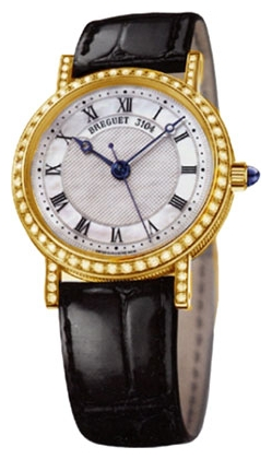 Wrist watch Breguet 8068BA-52-964 for women - picture, photo, image
