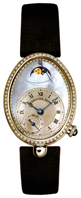 Wrist watch Breguet 8908BB-V2-864D00D for women - picture, photo, image