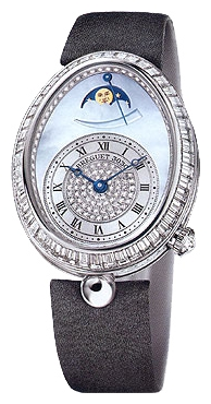 Wrist watch Breguet 8909BB-VD-864D00D for women - picture, photo, image
