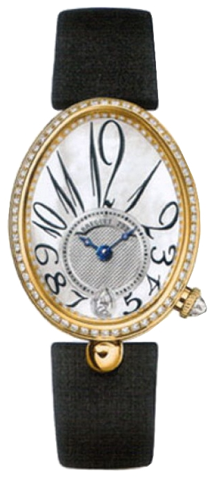 Wrist watch Breguet 8918BA-58-864.D00D for women - picture, photo, image