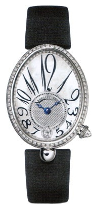 Wrist watch Breguet 8918BB-58-864.D00D for women - picture, photo, image