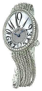 Wrist watch Breguet 8918BB-58-J39D00D for women - picture, photo, image