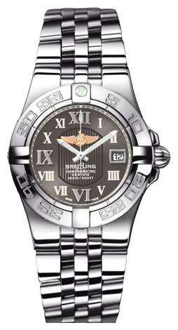 Wrist watch Breitling A71340L2/M523/368A for women - picture, photo, image
