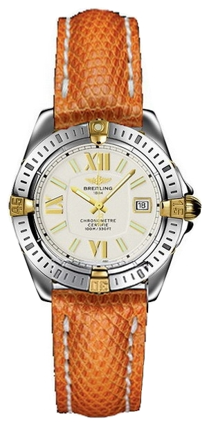 Wrist watch Breitling B7135612-G652-125Z for women - picture, photo, image