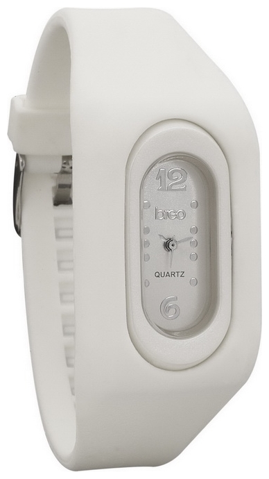 Wrist unisex watch breo Carve Watch White - picture, photo, image