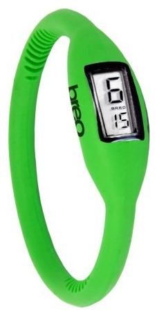 Wrist unisex watch breo Roam Neon Green Watch - picture, photo, image