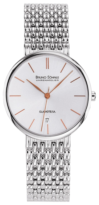 Wrist unisex watch Bruno Sohnle 7.1024.246MB - picture, photo, image