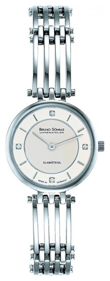 Wrist watch Bruno Sohnle 7.1103.242MB for women - picture, photo, image