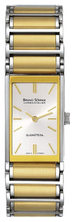 Wrist watch Bruno Sohnle 7.2099.242MB for women - picture, photo, image