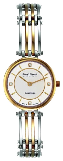 Wrist watch Bruno Sohnle 7.2103.242MB for women - picture, photo, image