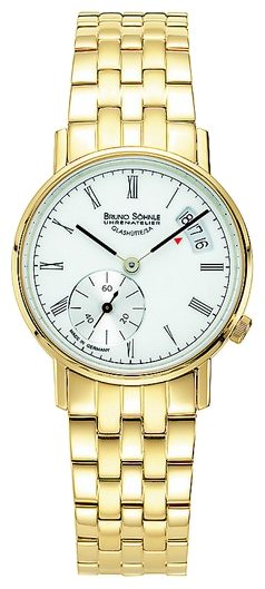 Wrist unisex watch Bruno Sohnle 7.3066.932MB - picture, photo, image
