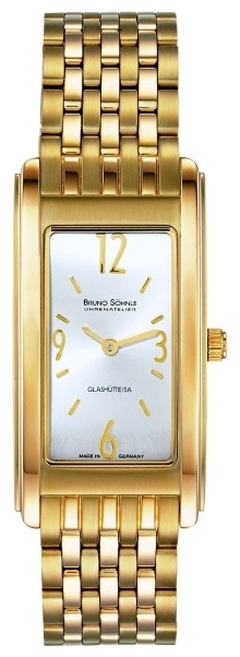 Wrist watch Bruno Sohnle 7.3091.222MB for women - picture, photo, image