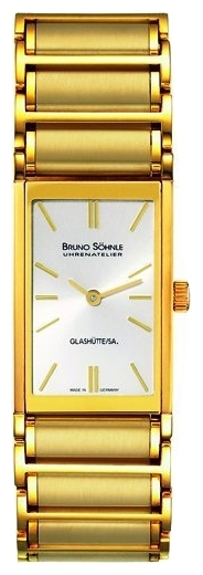 Wrist watch Bruno Sohnle 7.3099.242MB for women - picture, photo, image
