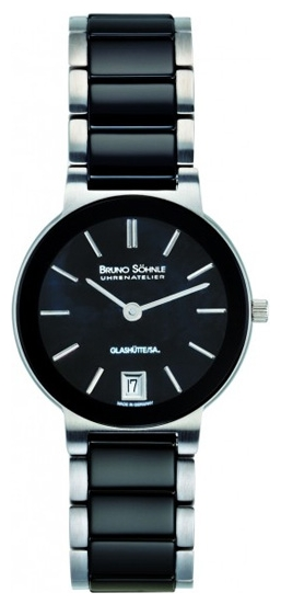 Wrist watch Bruno Sohnle 7.7102.742MB for women - picture, photo, image