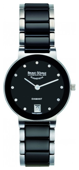 Wrist watch Bruno Sohnle 7.7102.752MB for women - picture, photo, image