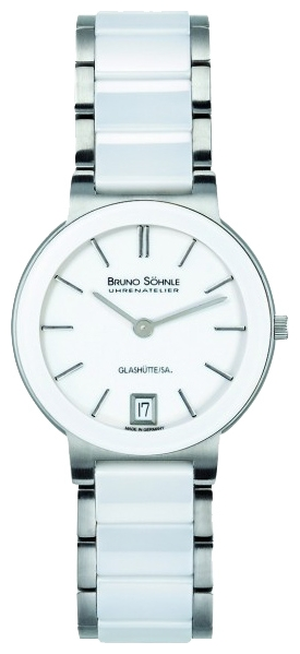 Wrist watch Bruno Sohnle 7.9102.942MB for women - picture, photo, image