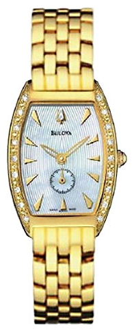 Wrist watch Bulova 63R105 for women - picture, photo, image