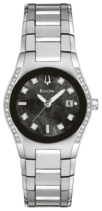 Wrist watch Bulova 96R132 for women - picture, photo, image